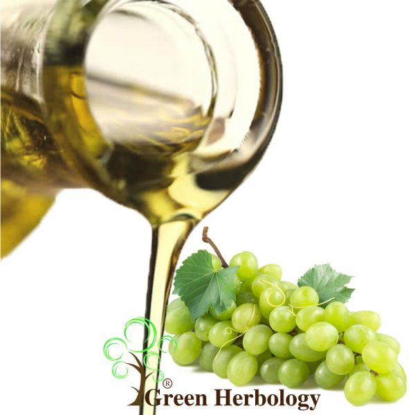Pure Grapeseed Oil restore collagen, relieves dark circle of eyes,treats acne