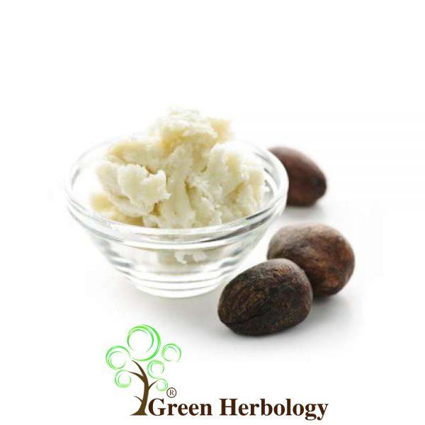 Shea butter refined for moisture dry skin,restores skin elasticity,soften hair