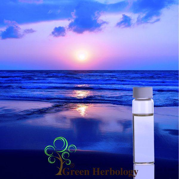 blue morning fragrance oil
