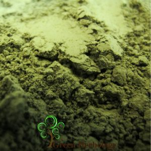 Green clay to cleanses dirt pores, treats acne, cleanse scalp deeply