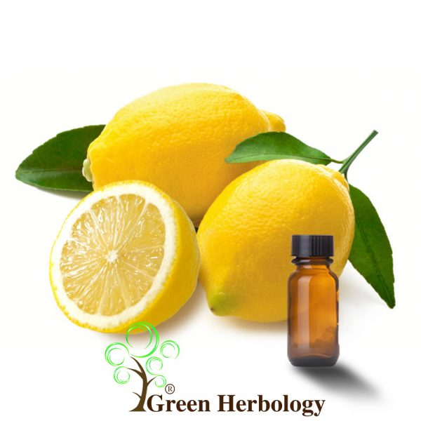 Pure Lemon Essential Oil for skin whitening, shrinks pores, treat nail fungus