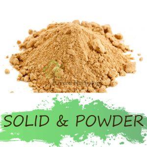 Solid & Powder