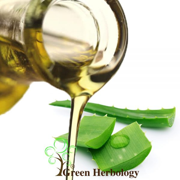 Pure Aloe Vera oil for fades scars,whitening skin,prevent hair loss
