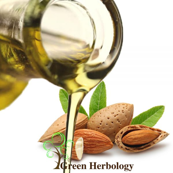 Pure Sweet Almond oil remove dead skin cells, treat acne, reduce wrinkles