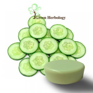 Cucumber Extract Soap