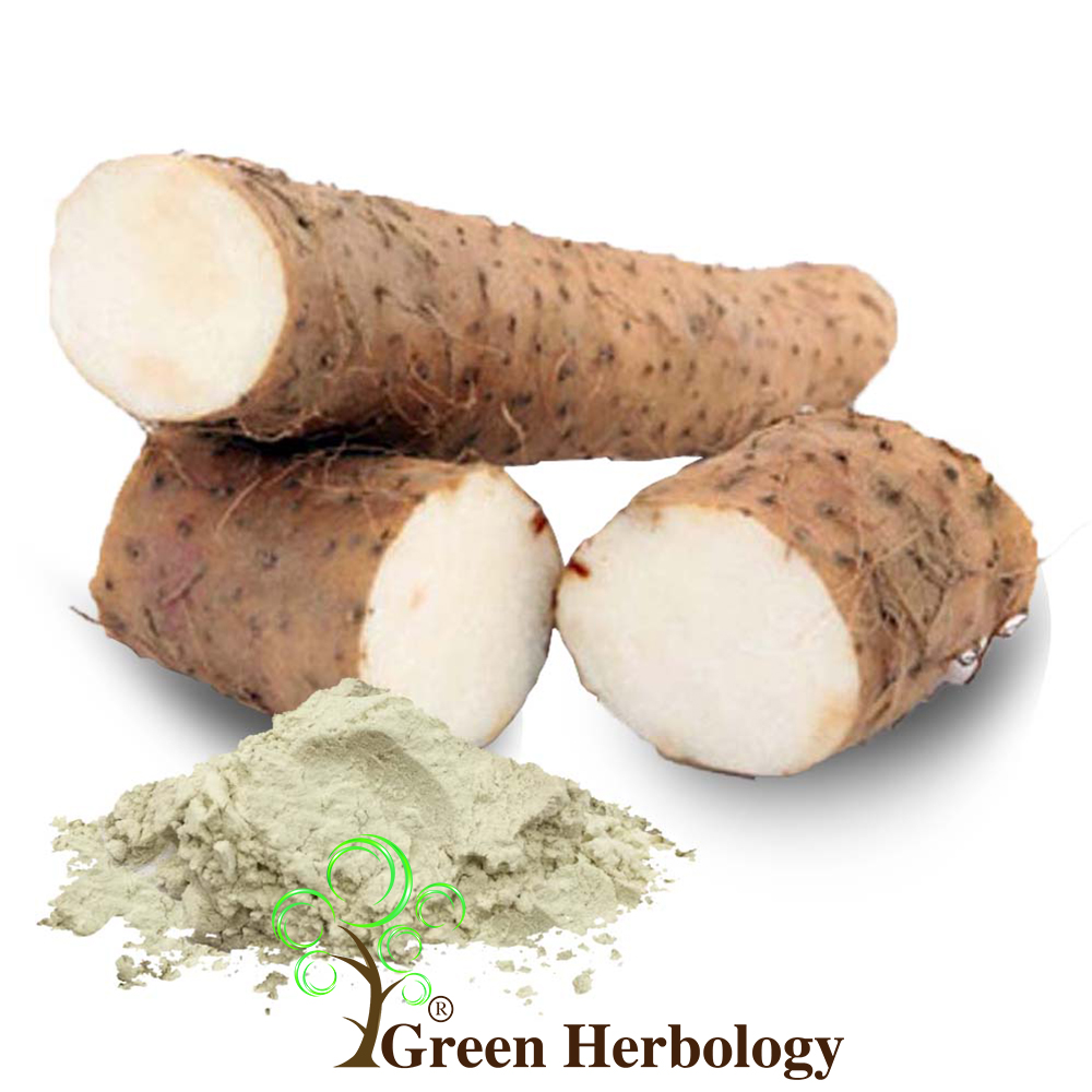 Wild Yam Powder Green Herbology