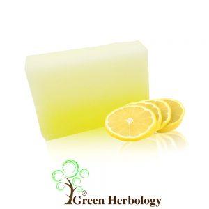 Lemon Essential Oil Handmade Soap