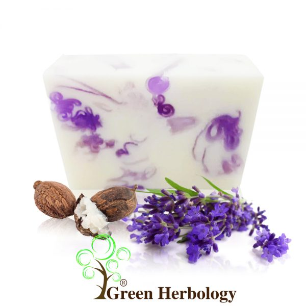 Shea Butter and Lavender Handmade Soap