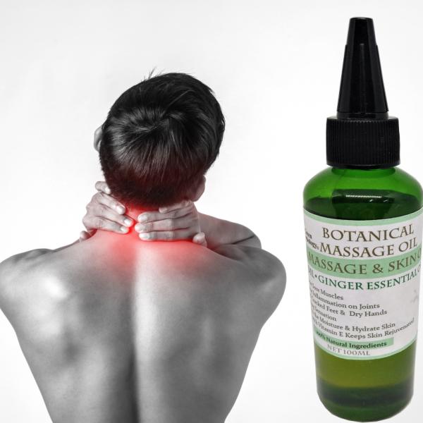 Greeb Herbology Massage Oil 1