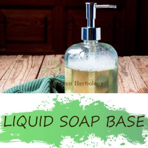 Liquid Soap Base