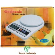Electronic Kitchen Scale Digital Weighing (1g to 7KG) SF400 2