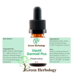 Liquid Germall Plus