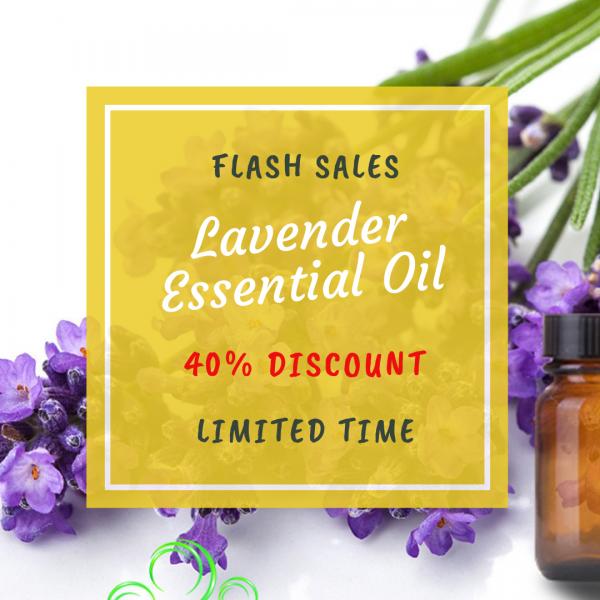 Green Herbology Lavender Flash Sales