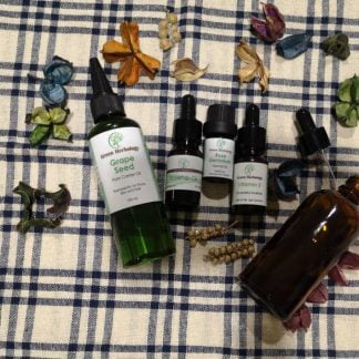 green herbology overnight glow serum