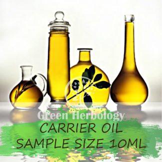 Carrier Oil Sample Size 10ML